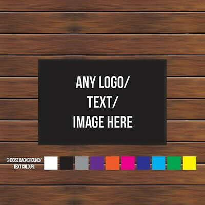 Custom Design Entrance Door Mat Non Slip Add Text Add Logo Add Image