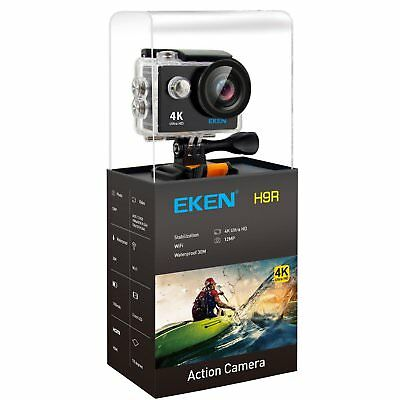 Eken H9R H9 Action Camera 4K Ultra Hd Remote Controller Wifi Go Pro