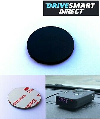 Drivesmart Pro Speed Camera Detector Magnetic Dashboard Mount Mounting Disc
