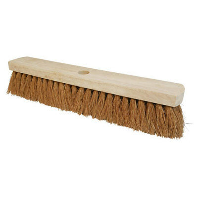 "Silverline 763607 Broom Soft Coco 457mm (18"")"