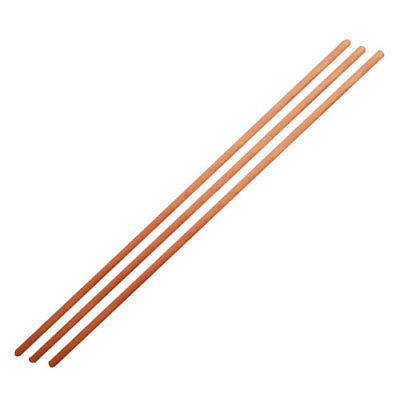 "Silverline 999088 Broom Handles 4' x 15/16"" 50pce"