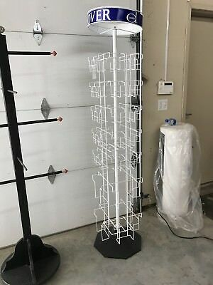 Dover Display Spinner Rack