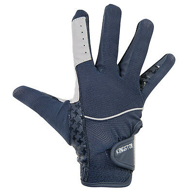 KINGSTON Riding Gloves - Highland - Silicone Print