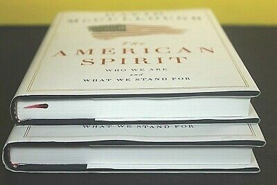 The American Spirit by David McCullough (Hardcover)  ^ NEW ^