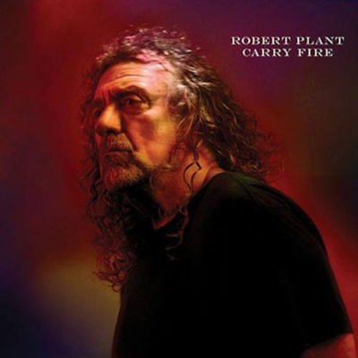 Robert Plant - Carry Fire CD - NEW UNOPENED FREE SHIPPING