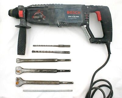 Bosch Professional Corded Rotary Hammer Drill With SDS-plus   GBH 2-26 DBR