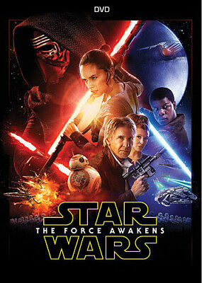 Star Wars: The Force Awakens 786936849806 (DVD Used Like New)