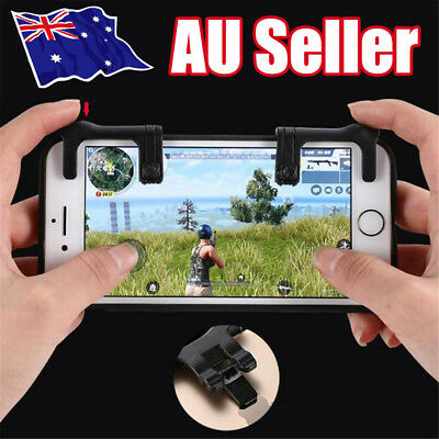 Gaming Trigger L1R1 Mobile Phone Fire Button Shooter Controller For PUBG V3.0 BO