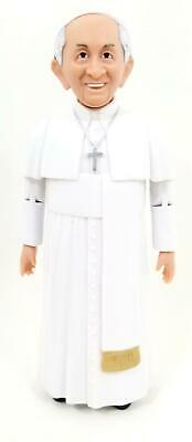 Real Life Pope Francis Action Figure Toy FCTRY, FGPOP01