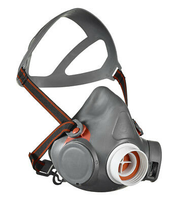 Scott Safety AVIVA 40 Single Filter Half Mask Respirator & P2 PF10 Cartdriges