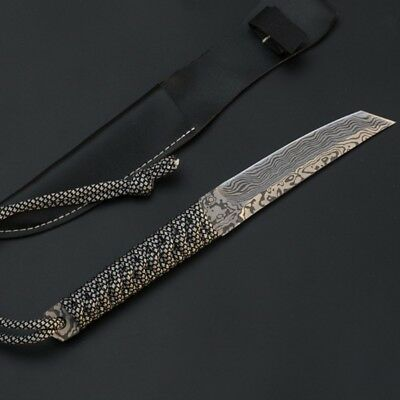 Ring Straight Knife Portable Keychain Tactical Rescue Survival Outdoor Tool Hot