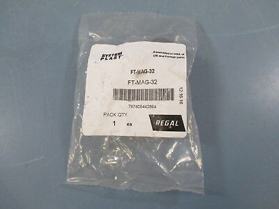System Plast FT-MAG-32 Magnet Assy. Kit, Screw Mount - New