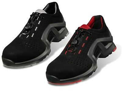 Uvex 1 Safety Boots/Trainers. ESD rated. Metal-Free Composite. Airport Compliant