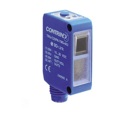 Contrinex TRU-C23PA-TMS-101 Clear Object Photoelectric Sensor MFGD