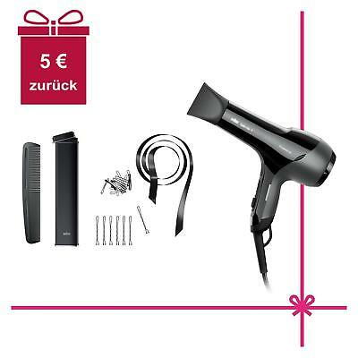 Braun Satin Hair 7 Hd 780 Haartrockner Incl. Styling Set Föhn 2000 Watt