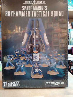 Space Marines Skyhammer Tactical Squad Warhammer 40k