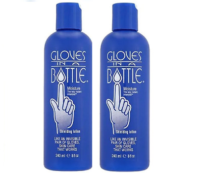 TWO GLOVES IN A BOTTLE All in One Shielding Lotion 240ml - Second Skin