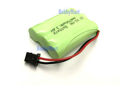 3.6V Ni-MH AAA 700mAh 3-Cell Home Cordless Phone Battery Pack w/. phone Plug