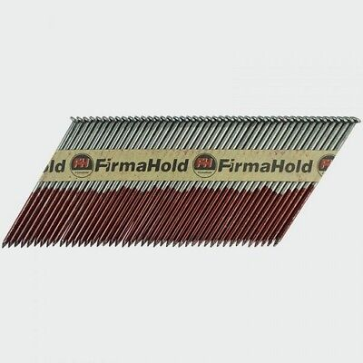 Firmahold CBRT90G FirmaHold Nails & Gas Plain Bright 3.1 x 90/2CFC Box 2200
