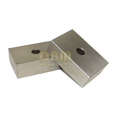 One Pair 1 2 3 Precision Blocks One Hole 2 PCS