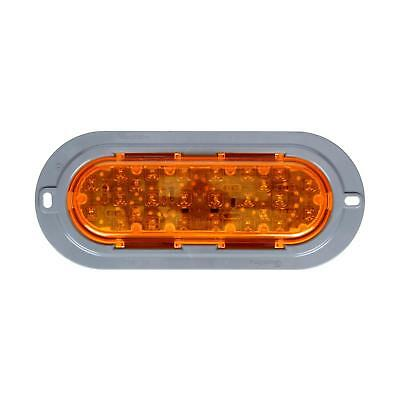 Truck-Lite 60 Series Yellow Oval LED Aux. Turn Signal