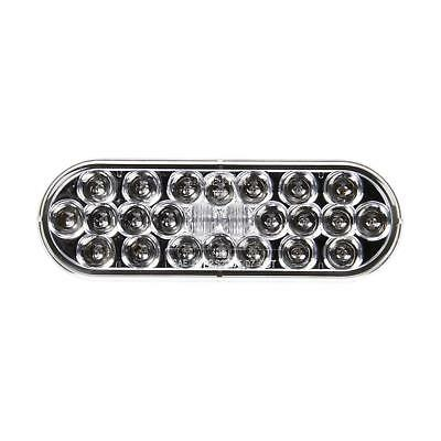 Signal-Stat, Red/Clear Oval LED Stop/Turn/Tail Light