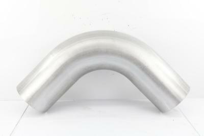 "6"" OD/OD Aluminized 90 Degree Exhaust Elbow - 18"" Arms"