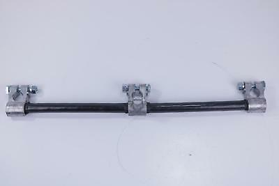 "14"" Black Top Post 3-Battery Harness Cable"