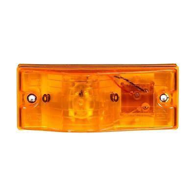 Truck-Lite 22 Series Yellow Rectangle Incandescent Side Turn Signal