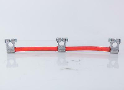 """14"""" Red Top Post 3-Battery Harness Cable"""