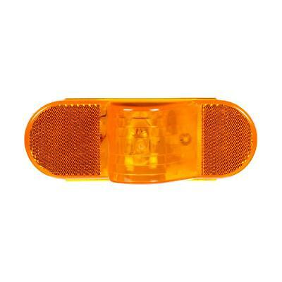 Truck-Lite 60 Series Yellow Oval Incandescent Horizontal Side Turn Signal
