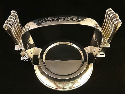 Japanese Sterling Silver Fish and Fruit set, Meiji. C.1900. 1190 g. total weigh