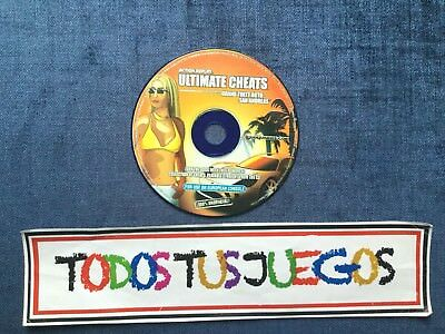 Action Replay Ultimate Grand Thetf Auto San Andreas Playstation Trucos 0076
