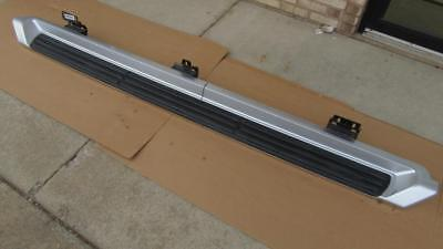 OEM 2009-2017 Ford Expedition Ingot Silver Left Driver LH Side Running Board