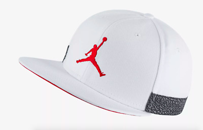 (942188-101) Air Jordan Jumpman Pro Aj3 White/university Red