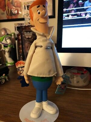 Vintage George Jetson Jetsons Movie Figure Applause Hanna Barbera