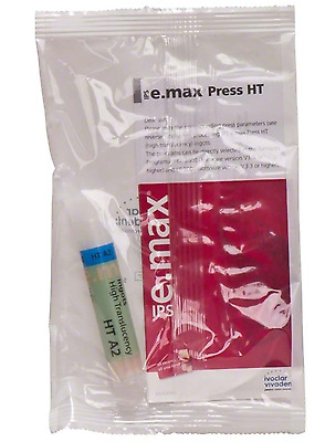 Ivoclar IPS Emax Press 5 Ingots HT-A2 e-max 626321