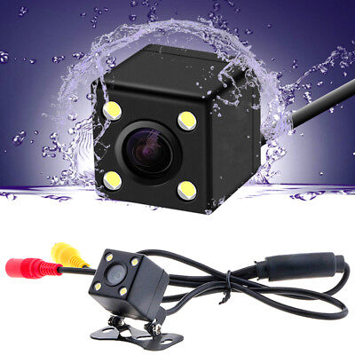Waterproof Rear View Camera Car Back Reverse Camera Night Vision Park Assistance