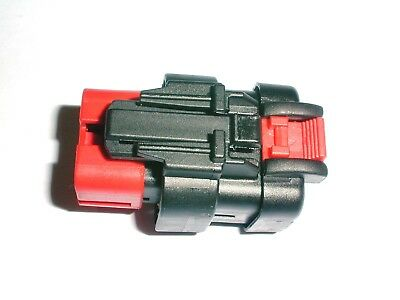 776524-1 Tyco Connector Plug Housing 4 Pos 4.5MM 2 Row Ampseal 16 5 pieces
