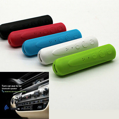 Bluetooth 3.5mm AUX Car Stereo Audio Music Receiver Wireless Handsfree Adapter H