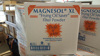 Magnesol Oil Filtration Powder 18 KG | FREE DELIVERY