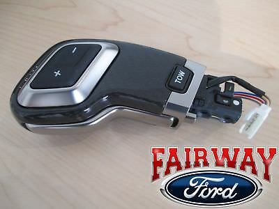 15 - 19 F-150 OEM Carbon Fiber RAPTOR Shifter Handle Fits All w/ Console Shift