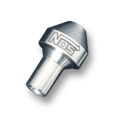 NOS 13760-33NOS Precision SS Stainless Steel Nitrous Flare Jet