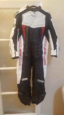 BMW Cowhide Leather Full Suit (Un-used)