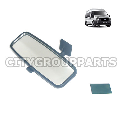 glue on replacement car interior rear view mirror repair stick on adhesive van. Black Bedroom Furniture Sets. Home Design Ideas