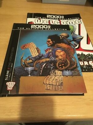 2000Ad -The Ultimate Collection - Slaine/thehornedgod - Issue 1 -Vol.32 Hachette
