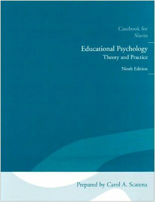 Educational psychology theory and practice by robert e slavin 10th casebook for educational psychology theory and practice by robert e slavin vg fandeluxe Image collections