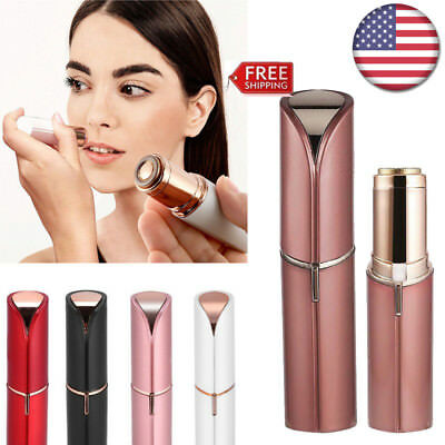 2018 New Finishing Touch Women Painless Hair Remover Face Facial Hair Epilators