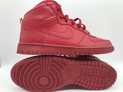 580420f319c NIKE MEN S BIG NIKE HIGH Basketball Shoes Gym Red 336608-660 SIZE 13 ...