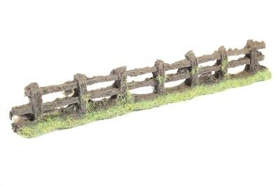 Javis PF1 Premier Country Fencing Sections x 5 Pieces HO OO Gauge